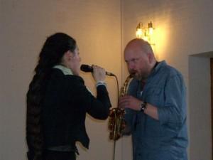 Julie og Hans