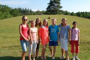 Lejrskolepiger-lille