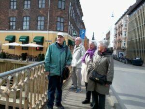Turen til Nordatlantens Brygge 1